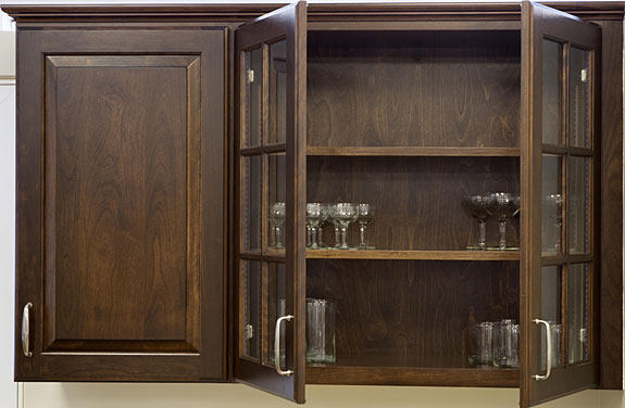 Adjustable Shelves on Metal Standards