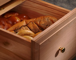 Bread Box Top Routing