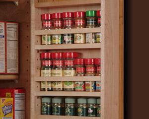 Spice Storage Units