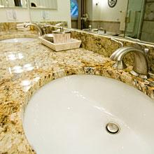 Granite, Quartz Countertops and Vanities