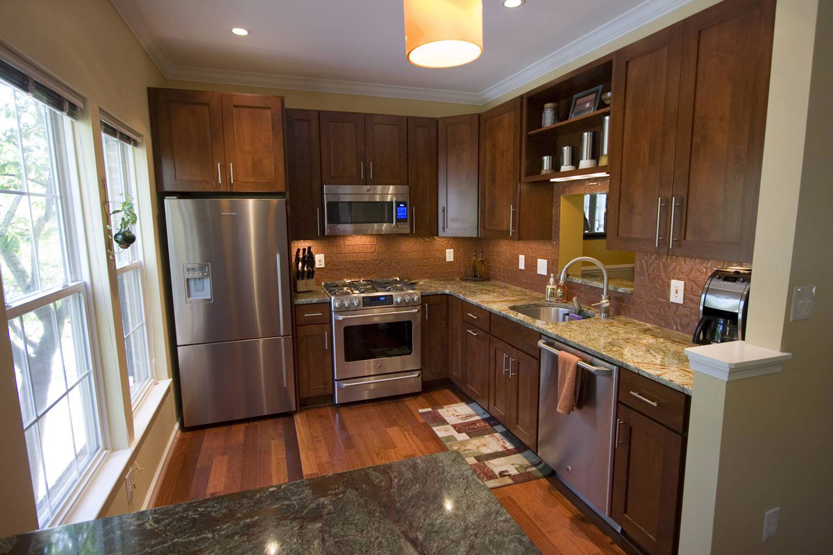 Remodeling And Design Ideas For Small Kitchens